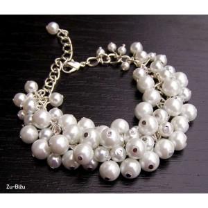 Biele perličky