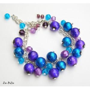 Tyrkysovo fialový