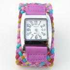Fialové hodinky