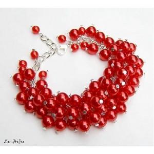 Červené perličky