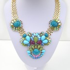Masívny náhrdelník