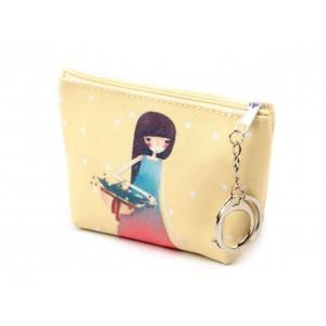 Žltá peňaženka