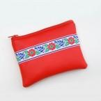 Červená peňaženka Folklór