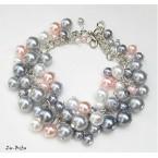 Sivo ružový