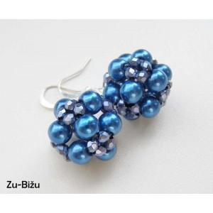 Modré guličky
