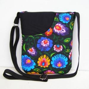 Výpredaj Čierna kabelka