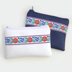 Peňaženka Biela Folklór