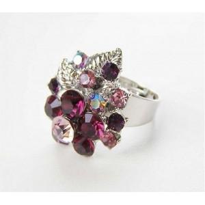 Fialový prsteň